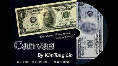 Canvas (USD) by KimTung Lin - Trick