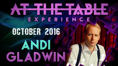At The Table Live Lecture - Andi Gladwin 2 October 5th 2016 video DOWNLOAD