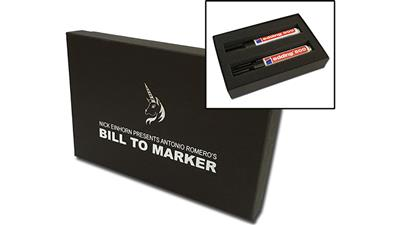 Bill To Marker by Nicholas Einhorn - Trick