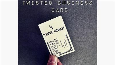 Twisted business card by thomas riboulet video download leading uk twisted business card by thomas riboulet video download reheart Image collections