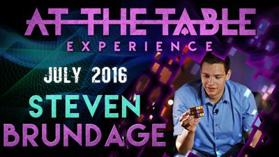 At The Table Live Lecture Steven Brundage July 20th 2016 video DOWNLOAD