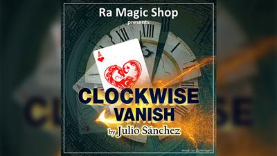 Clockwise Vanish by Ra Magic Shop and Julio Sanchez video DOWNLOAD