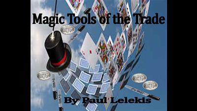 Magic Tools Of The Trade by Paul Lelekis Mixed Media DOWNLOAD