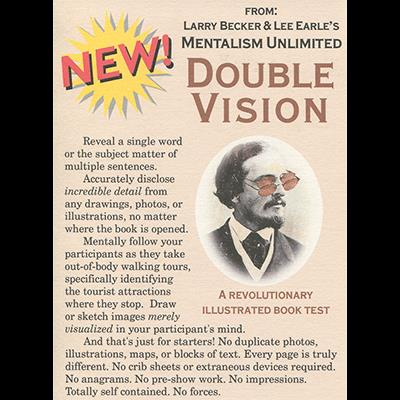 Double Vision by Larry Becker & Lee Earle - Trick