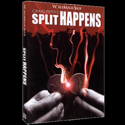 Split Happens by Craig Petty and World Magic Shop video DOWNLOAD