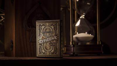 Citizen Playing Cards by theory11