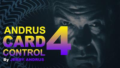 Andrus Card Control 4 by Jerry Andrus Taught by John Redmon - video DOWNLOAD