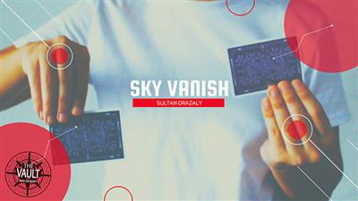 The Vault - Sky Vanish by Sultan Orazaly Leading Online Magic Shop