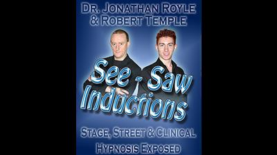 Robert Temple's See-Saw Induction & Comedy Hypnosis Course by Jonathan Royle Mixed Media DOWNLOAD