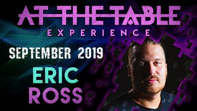 At The Table Live Lecture Eric Ross 2 September 18th 2019 video DOWNLOAD