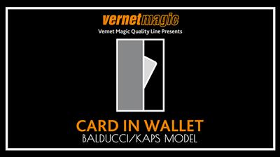 Card in Wallet (Balducci/Kaps) by Vernet - Trick