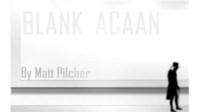 Blank ACAAN by Matt Pilcher eBook DOWNLOAD