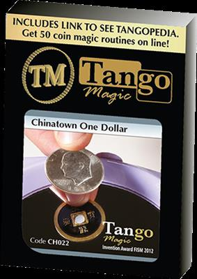Chinatown Dollar (CH022) by Tango Magic - Trick