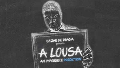 A Lousa (Gimmicks and Online Instructions) by Alejandro Muniz - Trick