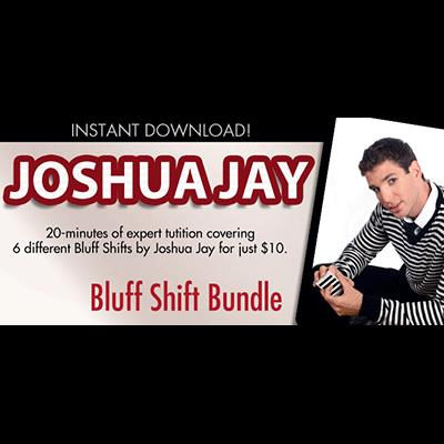 Bluff Shift Bundle by Joshua Jay and Vanishing, Inc. video DOWNLOAD
