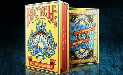 Bicycle Little Atlantis Day Playing Cards