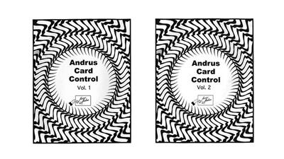 Andrus Card Control (2 book set) DOWNLOAD - eBook