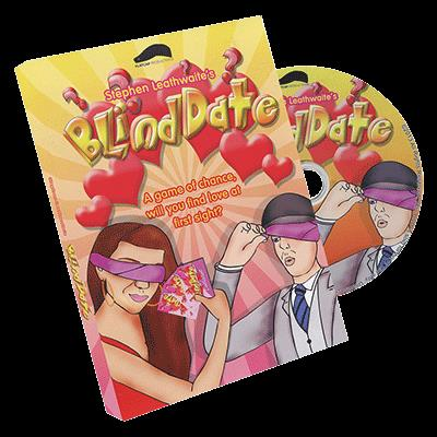 Blind Date (DVD and Gimmicks)by Stephen Leathwaite - Trick