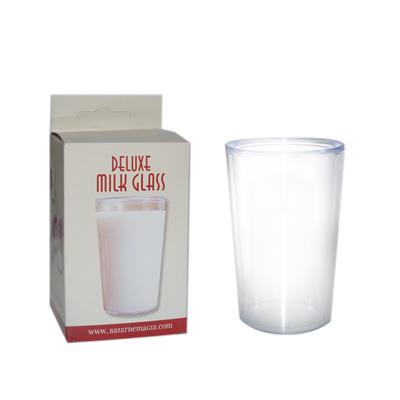 Deluxe Milk Glass by Bazar de Magia - Trick