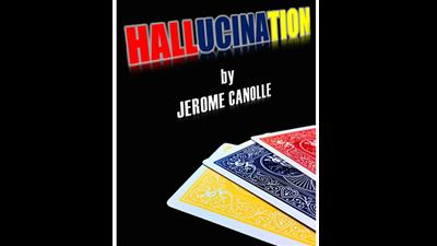Hallucination Deck by Jerome Canolle - Trick