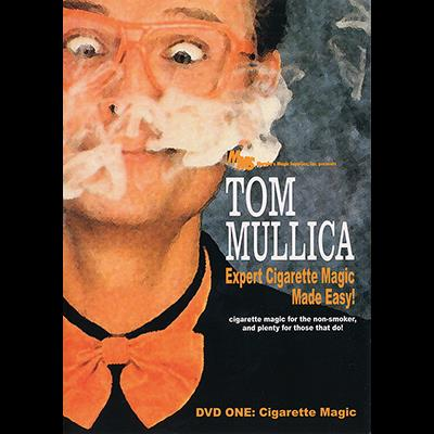 Expert Cigarette Magic Made Easy - Vol.1 by Tom Mullica video DOWNLOAD