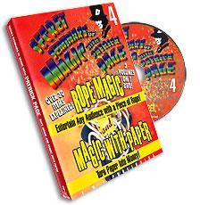 Page Rope Magic/Magic with Paper Patrick Page- #4, DVD