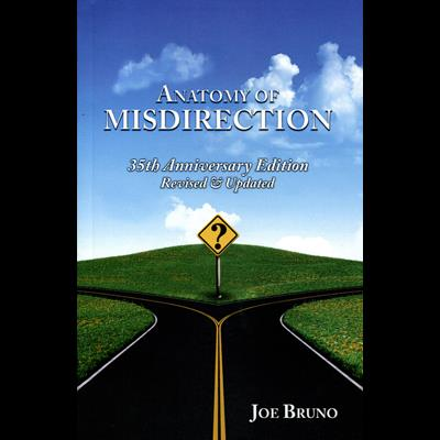 Anatomy of Misdirection by Joseph Bruno - Book