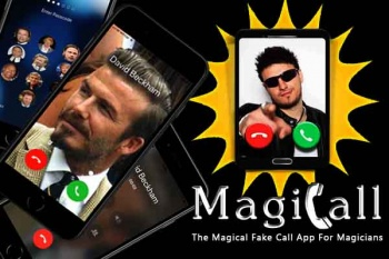Magicall (iPhone App) by iNFiNiTi