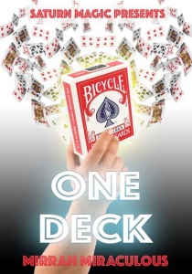 One Deck by Mirrah Miraculous