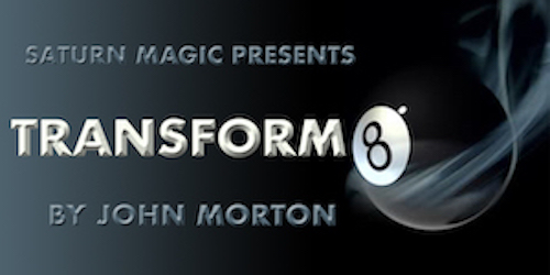 Transform8 by John Morton