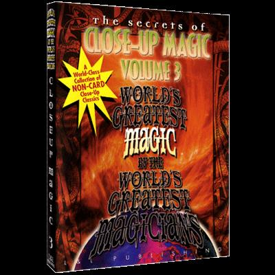 Close Up Magic - Volume 3 (World's Greatest Magic) video DOWNLOAD
