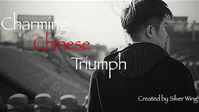 Charming Chinese Triumph (Gimmicks and Online Instructions) by Bocopo Magic & Silver Wing - Trick