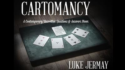 Cartomancy by Luke Jermay - Book