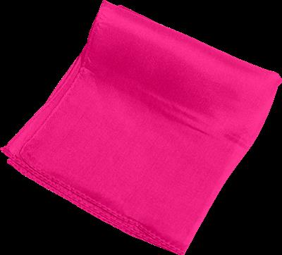 Silk 6 inch Hot Pink Magic by Gosh Trick