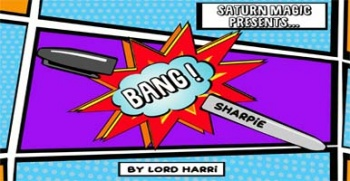 Caps Only for Bang Sharpie by Lord Harri