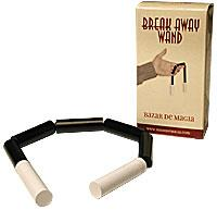 Break Away Wand by Bazar de Magia - Trick