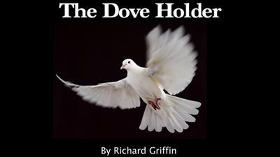 Dove Holder (Black) by Richard Griffin - Trick