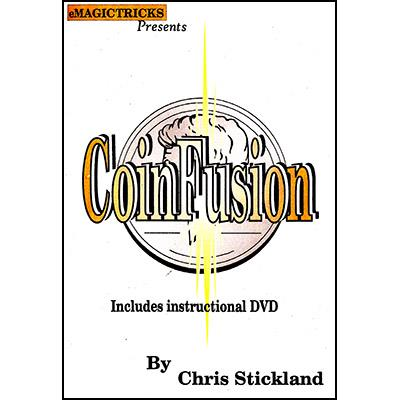 Coin Fusion (US Half Dollar) by Chris Stickland - Trick