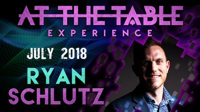 At The Table Live Ryan Schlutz July 18th, 2018 video DOWNLOAD