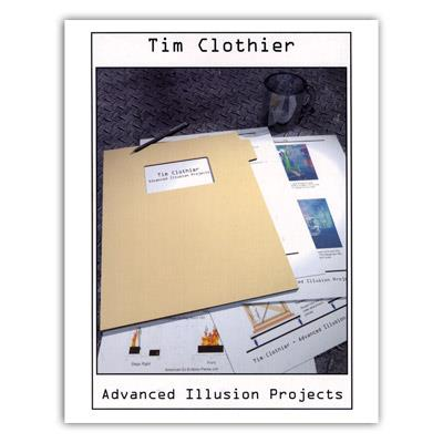 Advanced Illusion Projects by Tim Clothier - Book