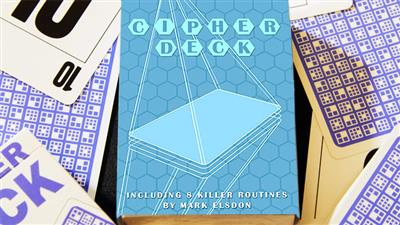 Cipher Deck by James Anthony - Trick