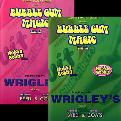 Bubble Gum Magic Set (Vol 1 and 2) by James Coats and Nicholas Byrd video DOWNLOAD