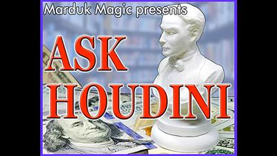 ASK HOUDINI by Quique Marduk and Juan Pablo Ibanez - Trick