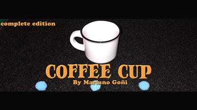 Coffee Cup Complete Edition (Gimmicks and Online Instruction) by Mariano Goni - Trick