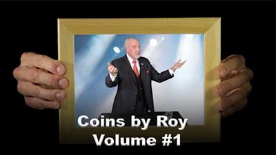 Coins by Roy Volume 1 eBook and video by Roy Eidem Mixed Media DOWNLOAD