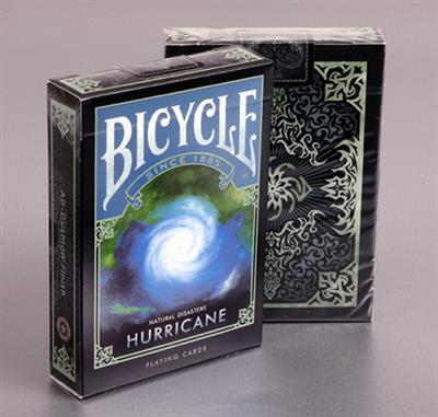 Bicycle Natural Disasters ''Hurricane'' Playing Cards by Collectable Playing Cards