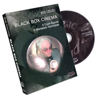 Black Box Cinema by Bob Cassidy - DVD