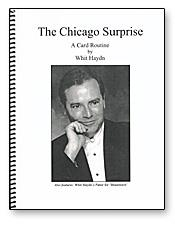 Chicago Surprise book Whit Haydn