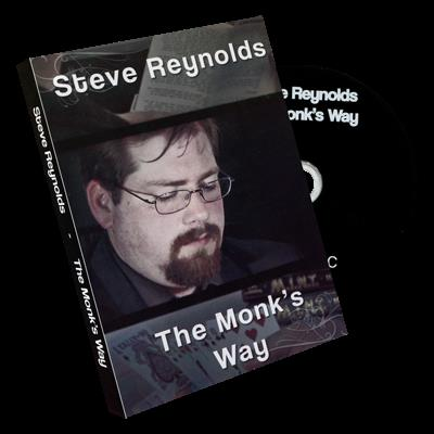 The Monk's Way by Steve Reynolds - DVD