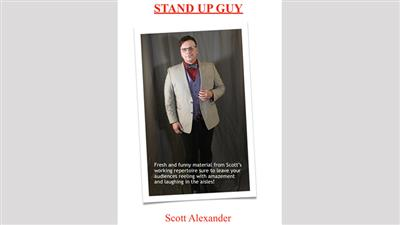 Stand Up Guy by Scott Alexander - Book